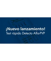 Nuevo lanzamiento  de test Alfa-PVP