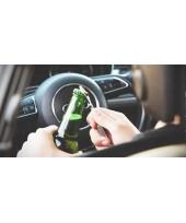 Un 44% de los españoles admite consumir alcohol antes de ponerse al volante