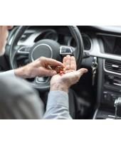 Cómo se hace un test de drogas en carretera